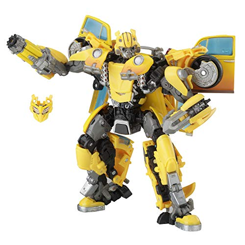 Transformers Official Hasbro-Takara Tomy Collaboration Masterpiece Movie Series Bumblebee MPM-7 (Amazon Exclusive) ()