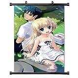 E-ji Komatsu Fabric Wall Scroll Poster (16