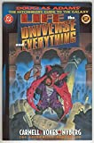 LIFE THE UNIVERSE & EVERYTHING #1-3 complete sequel to Hitchhiker's Guide To The Galaxy (LIFE THE UNIVERSE & EVERYTHING (1996 DC))