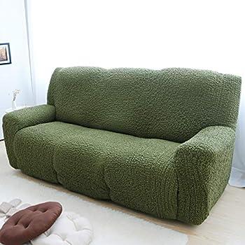 Amazon.com: SQINAA - Funda de sofá reclinable elástica ...
