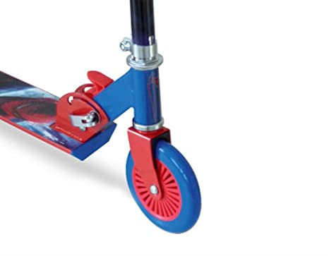 Darpèje SPIDERMAN - Patinete 2 ruedas: Amazon.es: Deportes ...