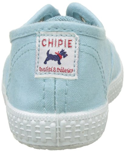 005 Infant Cayenne CHIPIE Kids' Josepe 3 Trainers 3 UK Blue Azur Unisex BSP6w