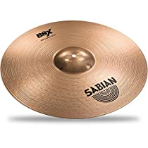 Sabian 41706X 17-Inch B8X Thin Crash Cymbal