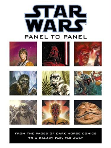 Book Panel to Panel: From the Pages of Dark Horse Comics to a Galaxy Far, Far Away (Star Wars) by Randy Stradley (2004-10-12)