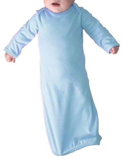 ee180f4fc Amazon.com  Rabbit Skins Drop Ship Infant Baby Rib Lap Shoulder ...