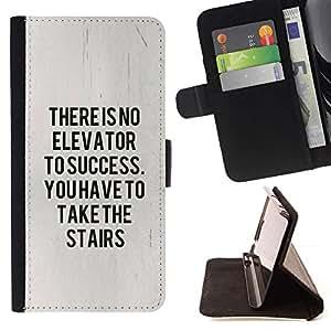 Momo Phone Case / Flip Funda de Cuero Case Cover - Poster un message texte - Samsung Galaxy Note 4 IV