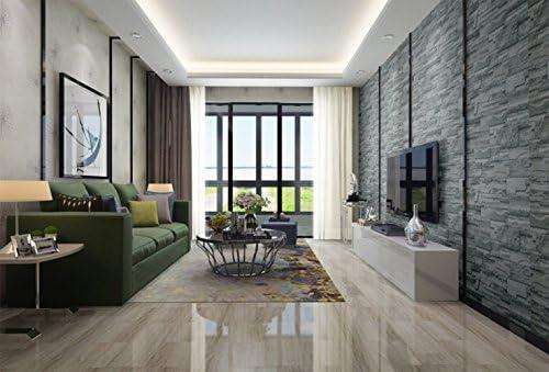 [スポンサー プロダクト]壁紙 シール harmn home 木目調 カッティングシート コンクリート はがせる壁紙 ライトブラウン 45cm X 10m……
