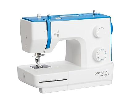 Bernette sew go 3 electric sewing machine amazon home kitchen bernette sew go 3 electric sewing machine fandeluxe Gallery