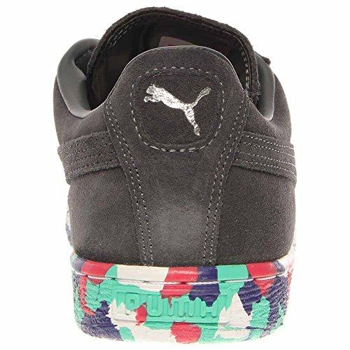 Chaussures Puma Suede Classic + Rubbermix Hommes, Spectre Bleu Ombre Foncée