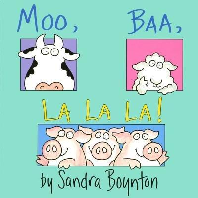 Moo Baa La La La!( Lap Edition)[MOO BAA LA LA LA-BOARD][Board Books] pdf epub