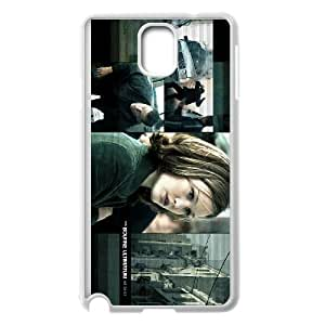 The Bourne Ultimatum Samsung Galaxy Note 3 Cell Phone Case White D5778026