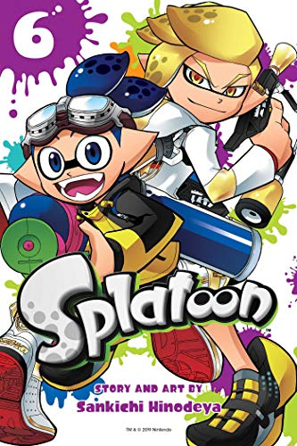 Splatoon, Vol. 6