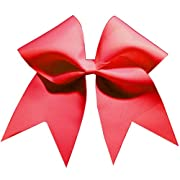 Chosen Bows Big Classic Cheer Bow, Red
