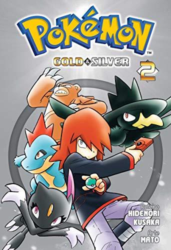 Pokémon Gold & Silver - Volume 2