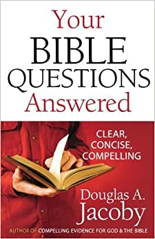 Book Your Bible Questions Answered by Jacoby Douglas A (2011-07-01)