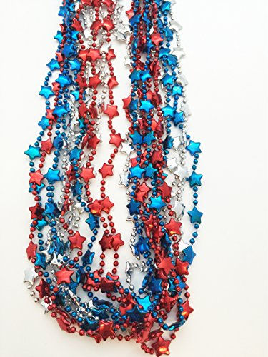 GIFTEXPRESS Patriotic Necklaces Independent Memorial product image