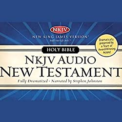 NKJV Audio New Testament