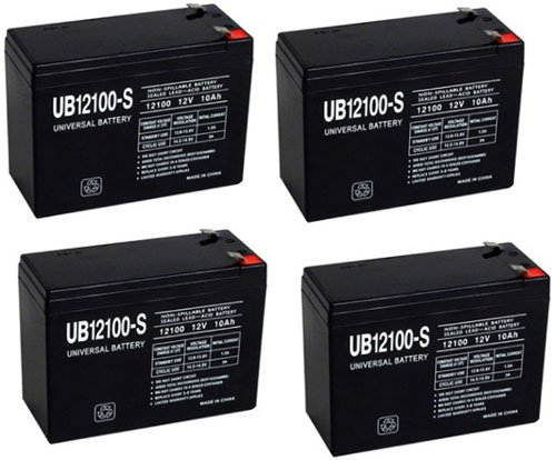 Upg Battery Hgl10 12 Fullriver 12v 10ah 20hr Replacement