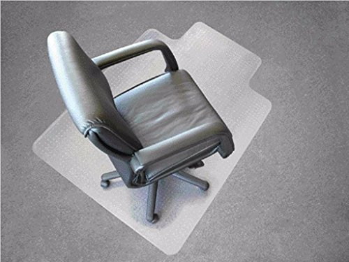 PVC Home Office Chair Floor Mat Studded Back with Lip for Standard Pile - Premium Outlets Mercedes