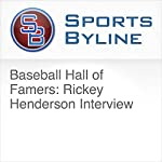 Baseball Hall of Famers: Rickey Henderson Interview | Ron Barr