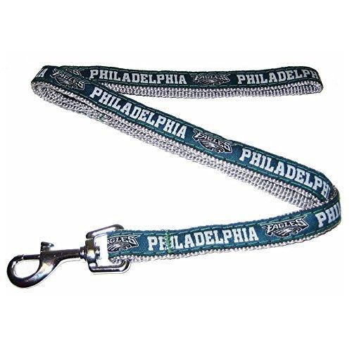 NFL/NCAA Pet Leashes (Philadelphia Eagles, Medium)