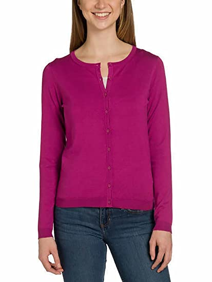 d6f09bb64 Joan Vass New York Ladies' Cardigan Sweater
