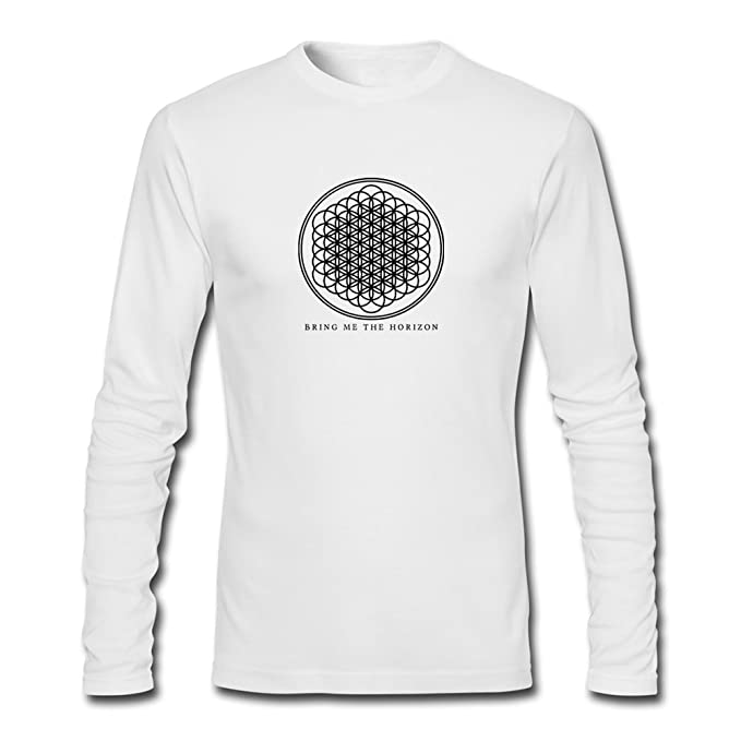 Bring Me The Horizon Logo For Mens Long Sleeves Outlet: Amazon.es ...