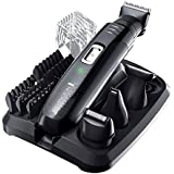 Remington PG6130 Titanium Blades All-in-One 10 Piece Grooming KiT