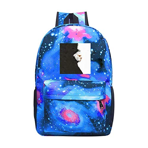 Starry Sky Fashion Backpack School Bag Halloween The Movie Travel Daypack for Mens Womens Kids Boys Girls ()