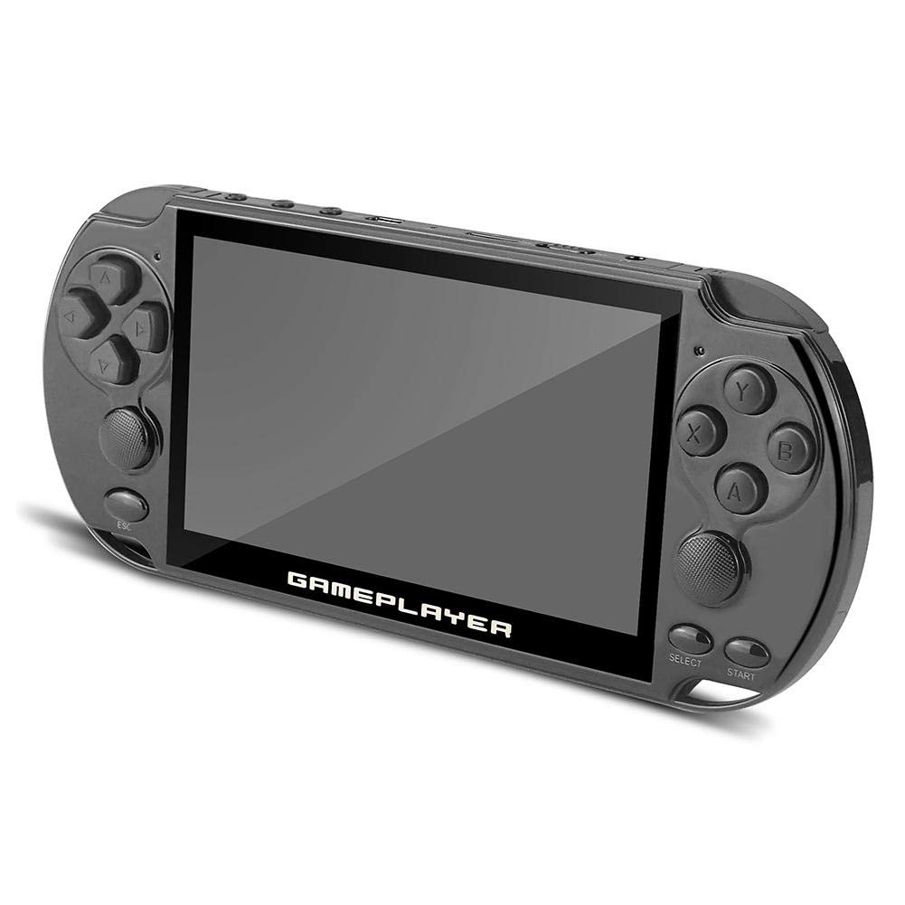 16G Handheld Game Console with Built in Games,Portable Video Games for Kids Retro Classic Video Games Player for Birthday Presents Kids Children Adults by Yunt-11 (Image #2)