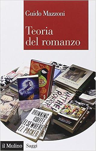 Book Teoria del romanzo