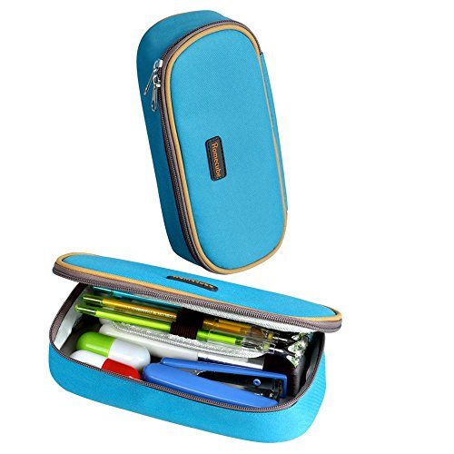 Homecube Pencil Case, Blue