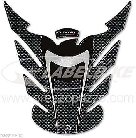 Protection Du R/éservoir Adh/ésifs R/ésine 3D Protection Du R/éservoir Moto Ducati Carbone