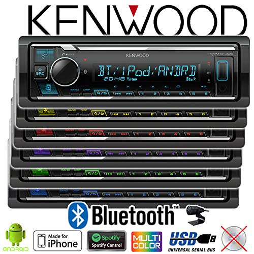Android JUST SOUND best choice for caraudio MP3 USB Einbauset f/ür Mercedes Citan W415 Bluetooth Autoradio Radio Kenwood KMM-BT305 iPhone Spotify Einbauzubeh/ör