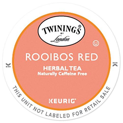 Twinings Keurig African Rooibos Red Tea K-Cups-24 Count (Cup Rooibos Teas Keurig K)