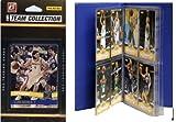 NBA Houston Rockets Licensed 2010-11 Donruss Team Set Plus Storage Album