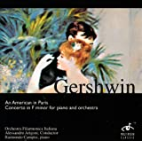 #6: Gershwin an American in Paris: Concerto in F Minor for Piano and Orchestra