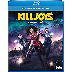 Killjoys: Season Two [Blu-ray]