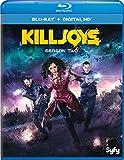 Killjoys: Season Two (Blu-ray + Digital HD)