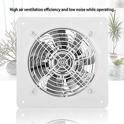 40W 220V Ventilador de escape montado en la pared Ventilación de ...