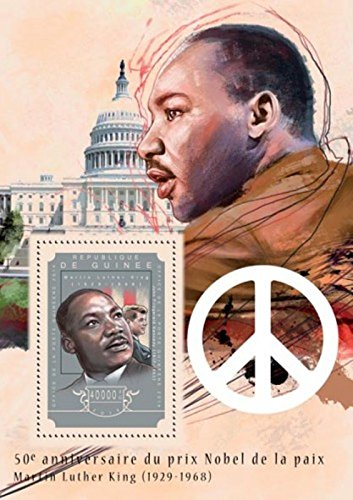 Martin Luther King Stamp - 7