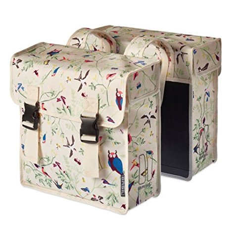 35 Litre Ivory Basil Wanderlust Double Bag Of Water-repellent Polyester