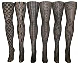 Ddi Ladies Textured Fishnet Tights (pack Of 120)