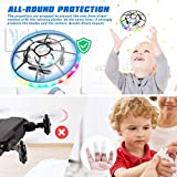 HASAKEE Q7 Mini Drone for Kids Beginners,RC