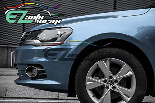 "*60/""x84/"" Holographic Silver Rainbow Chrome Car Vinyl Wrap Bubble Free Sticker"