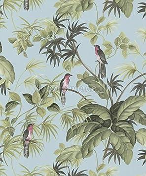 Papier peint forêt tropicale 05550-10: Amazon.fr: Bricolage