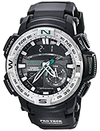 Casio Men's PRG280-1 Casio ProTrek Twin Sensor Watch