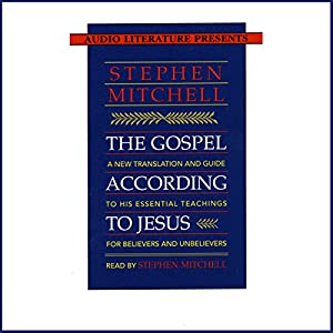 The Gospel According to Jesus Audiobook
