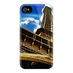Luoxunmobile333 Yse27025Tykd Cases Covers Skin For Case Iphone 5/5S Cover (tour Eiffel)