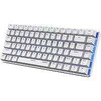 Ajazz AK33 Blue Switch Backlight Mechaincal Gaming Keyboard 82 Keys
